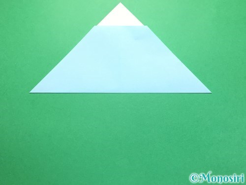 折り紙で彦星の作り方手順6