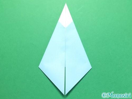 折り紙で彦星の作り方手順9