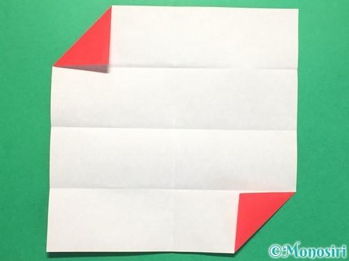 折り紙でくす玉の作り方手順6
