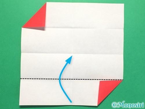 折り紙でくす玉の作り方手順7