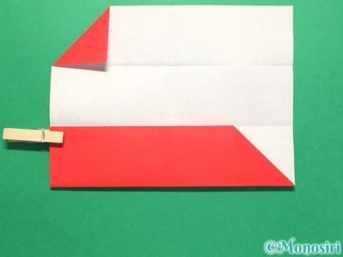 折り紙でくす玉の作り方手順8