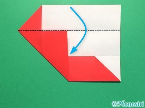 折り紙でくす玉の作り方手順11