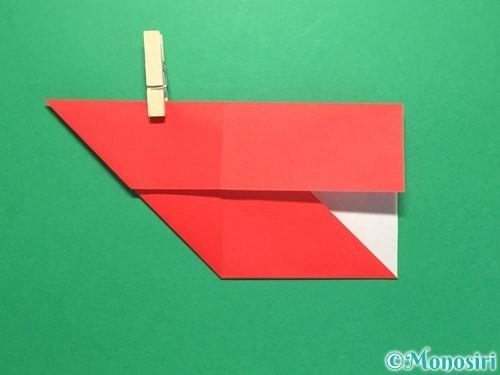 折り紙でくす玉の作り方手順12