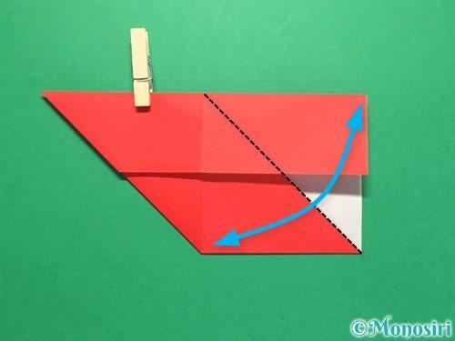 折り紙でくす玉の作り方手順13