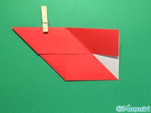 折り紙でくす玉の作り方手順14
