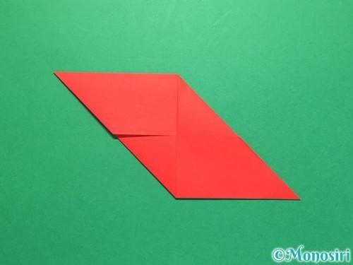 折り紙でくす玉の作り方手順17