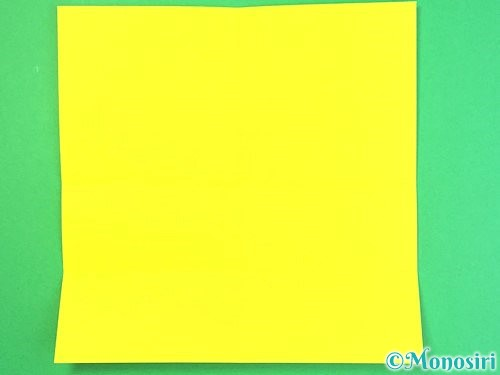 折り紙で立体的なハイビスカスの折り方手順48