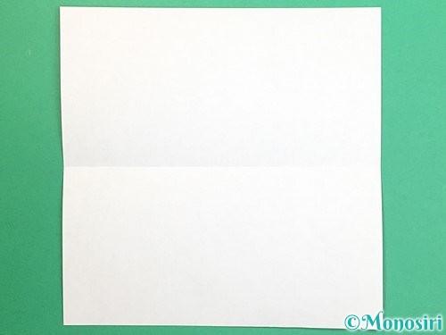 折り紙で鏡餅の折り方手順26