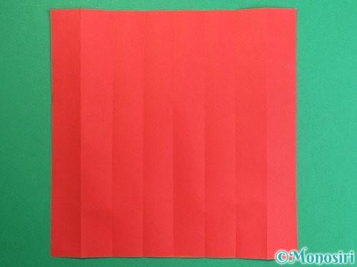 折り紙で羽子板と羽根の折り方手順30