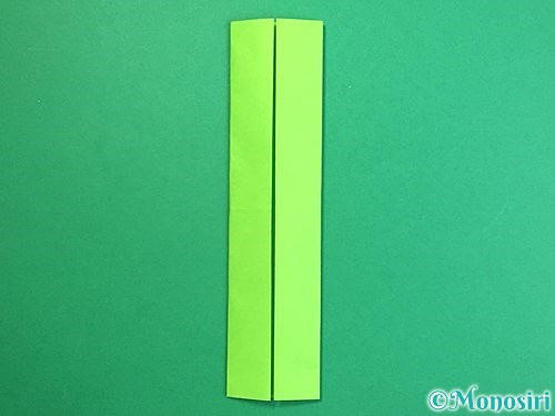 折り紙で獅子舞いの折り方手順37