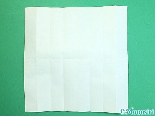 折り紙で獅子舞いの折り方手順38