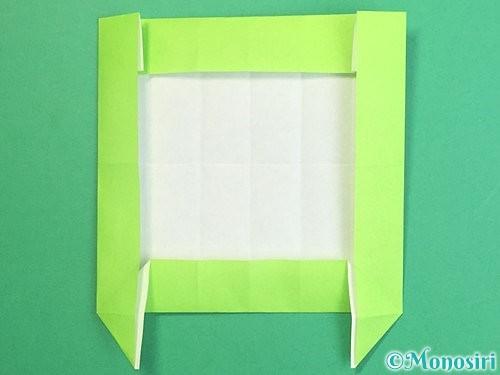 折り紙で獅子舞いの折り方手順50
