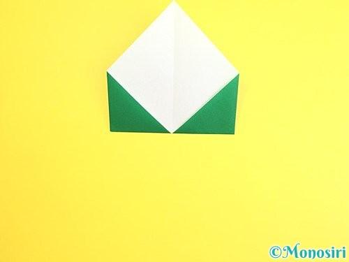 折り紙で門松の折り方手順7