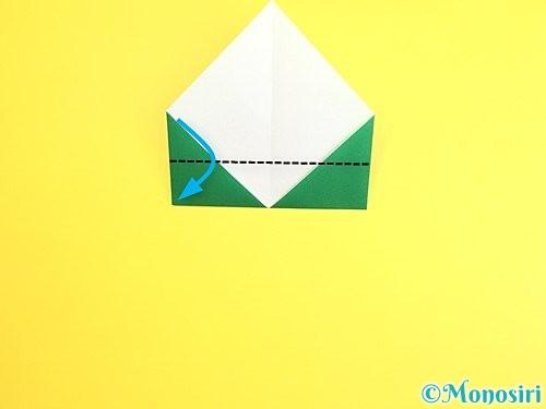 折り紙で門松の折り方手順8