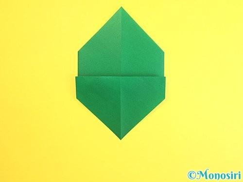 折り紙で門松の折り方手順9