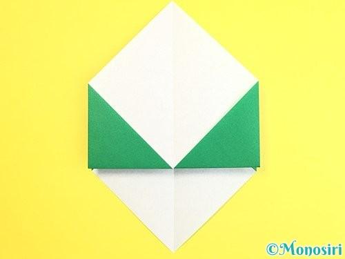 折り紙で門松の折り方手順10