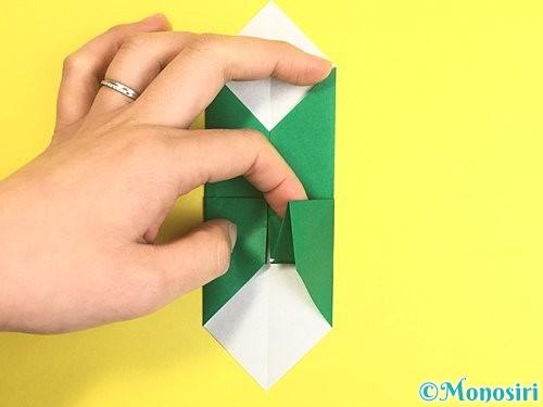 折り紙で門松の折り方手順13