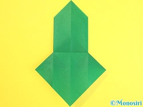折り紙で門松の折り方手順20