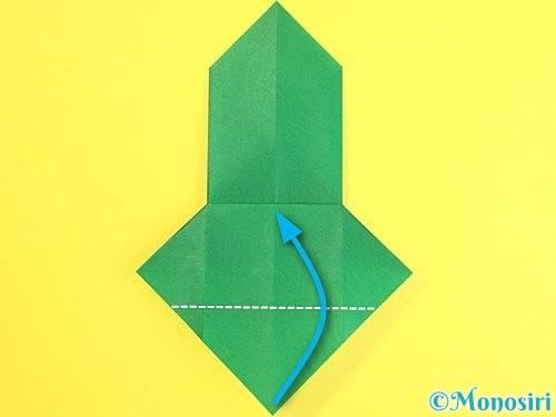 折り紙で門松の折り方手順21