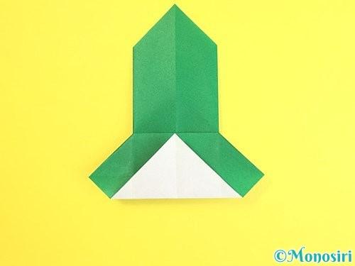 折り紙で門松の折り方手順22