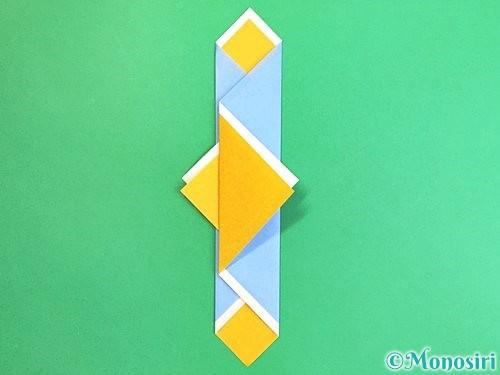 折り紙で箸袋の折り方手順10