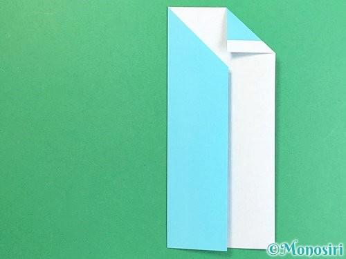 折り紙で箸袋の折り方手順12