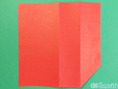 折り紙で鶴の箸袋の折り方手順7