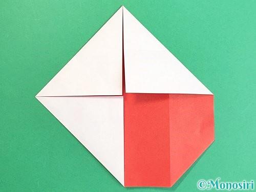 折り紙で鶴の箸袋の折り方手順9