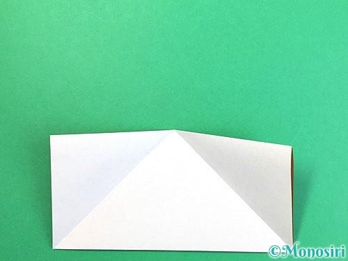 折り紙でトナカイの折り方手順30