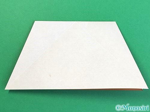 折り紙でトナカイの折り方手順37