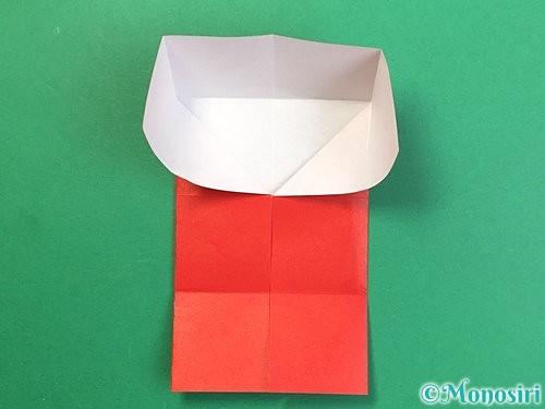 折り紙で鬼の体の折り方手順9