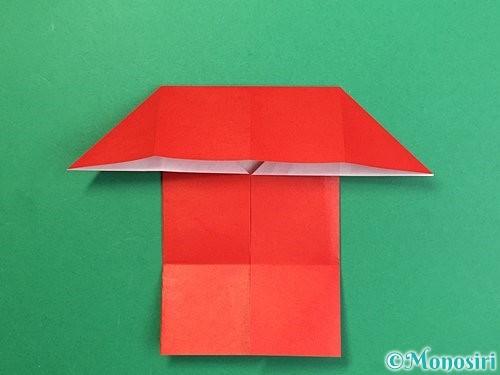 折り紙で鬼の体の折り方手順11