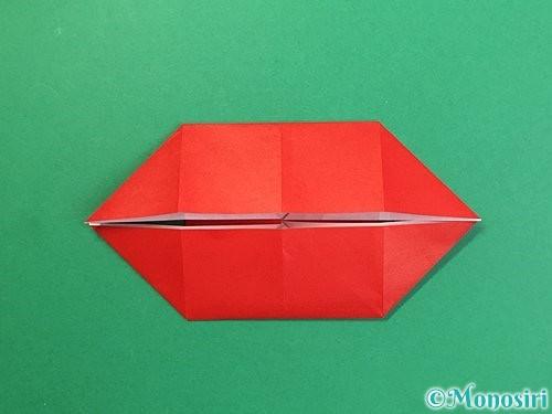 折り紙で鬼の体の折り方手順12
