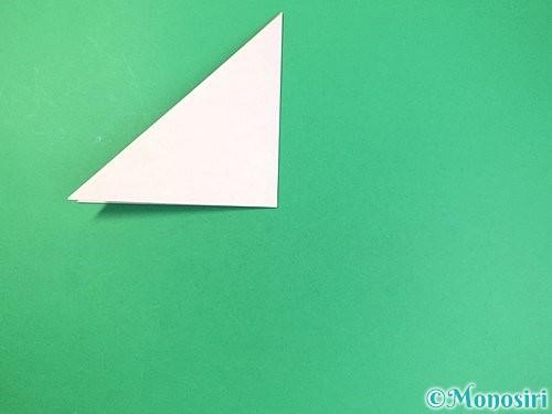 折り紙で菓子鉢の折り方手順4