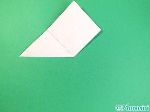 折り紙で菓子鉢の折り方手順8