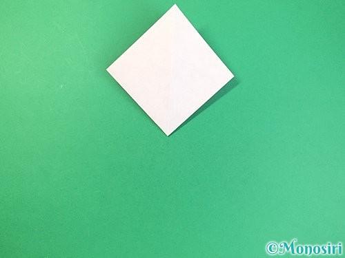 折り紙で菓子鉢の折り方手順9