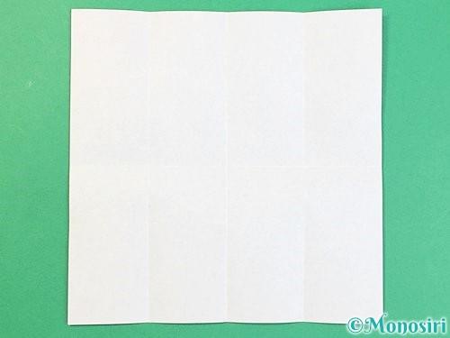 折り紙でアルファベットのJの折り方手順4