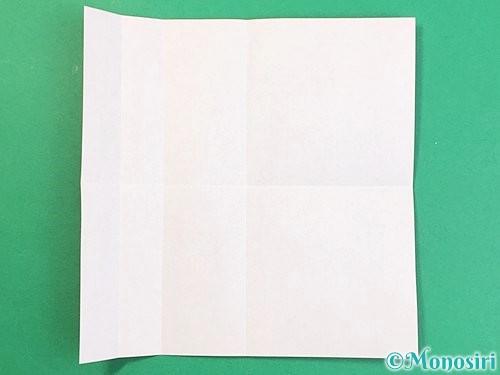 折り紙でアルファベットのVの折り方手順6