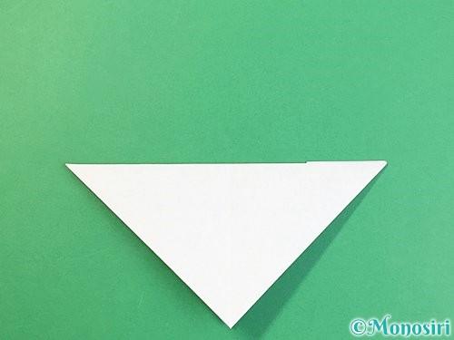 折り紙で富士山の折り方手順22