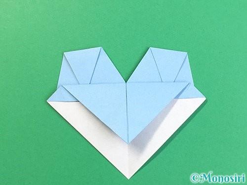 折り紙でねずみの折り方手順19
