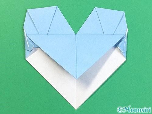 折り紙でねずみの折り方手順21