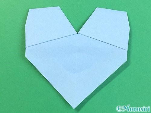 折り紙でねずみの折り方手順22