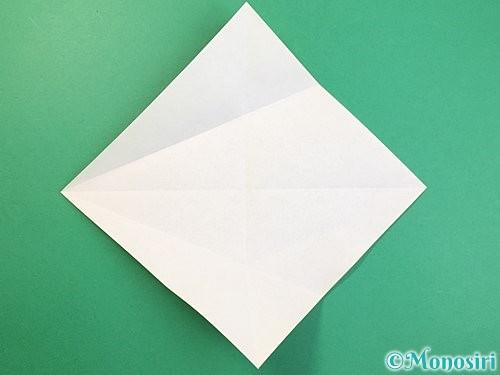 折り紙で立体的な虎の折り方手順4