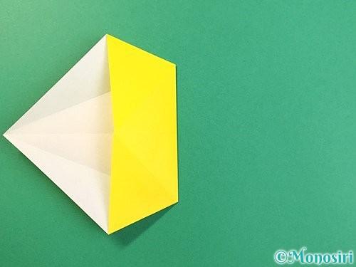 折り紙で立体的な虎の折り方手順8