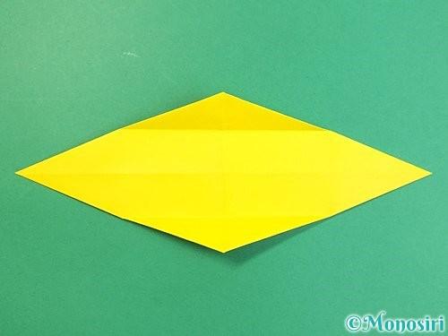 折り紙で立体的な虎の折り方手順16