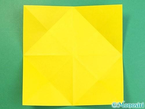 折り紙で立体的な虎の折り方手順59