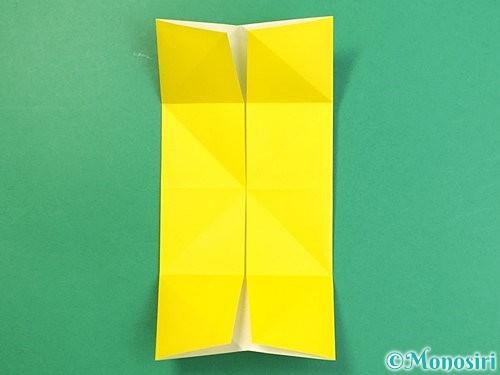 折り紙で立体的な虎の折り方手順64