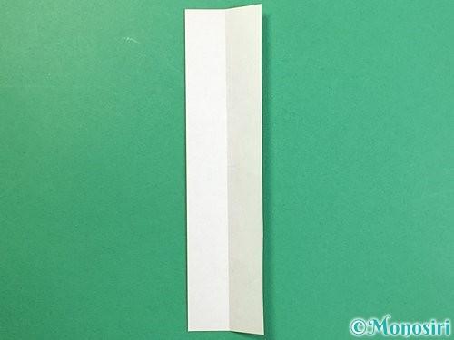 折り紙で龍の折り方手順7