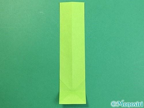 折り紙で龍の折り方手順12