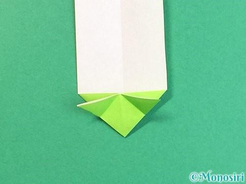 折り紙で龍の折り方手順17